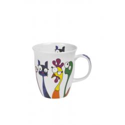 Freaky Farm - porcelain mug 0.3 l