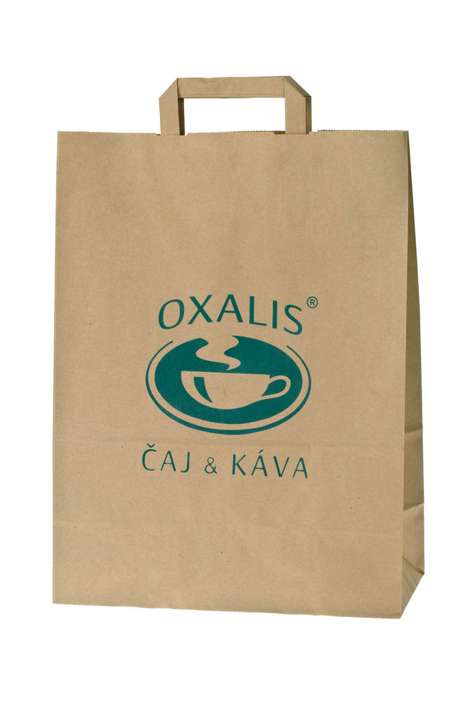 Papierová taška OXALIS - XXL