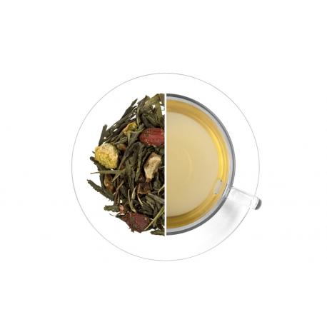 Goji - chryzantéma - zelený,aromatizovaný 1 kg
