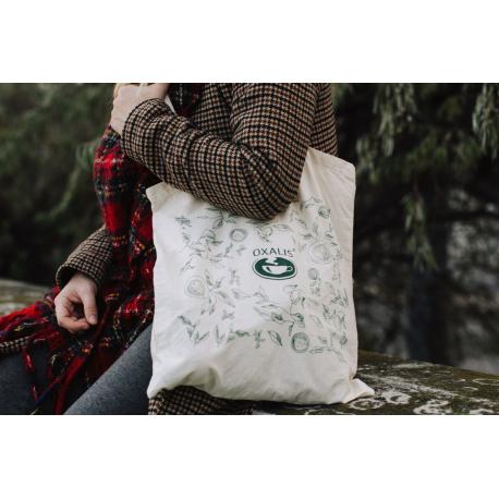 Oxalis Cotton Bag