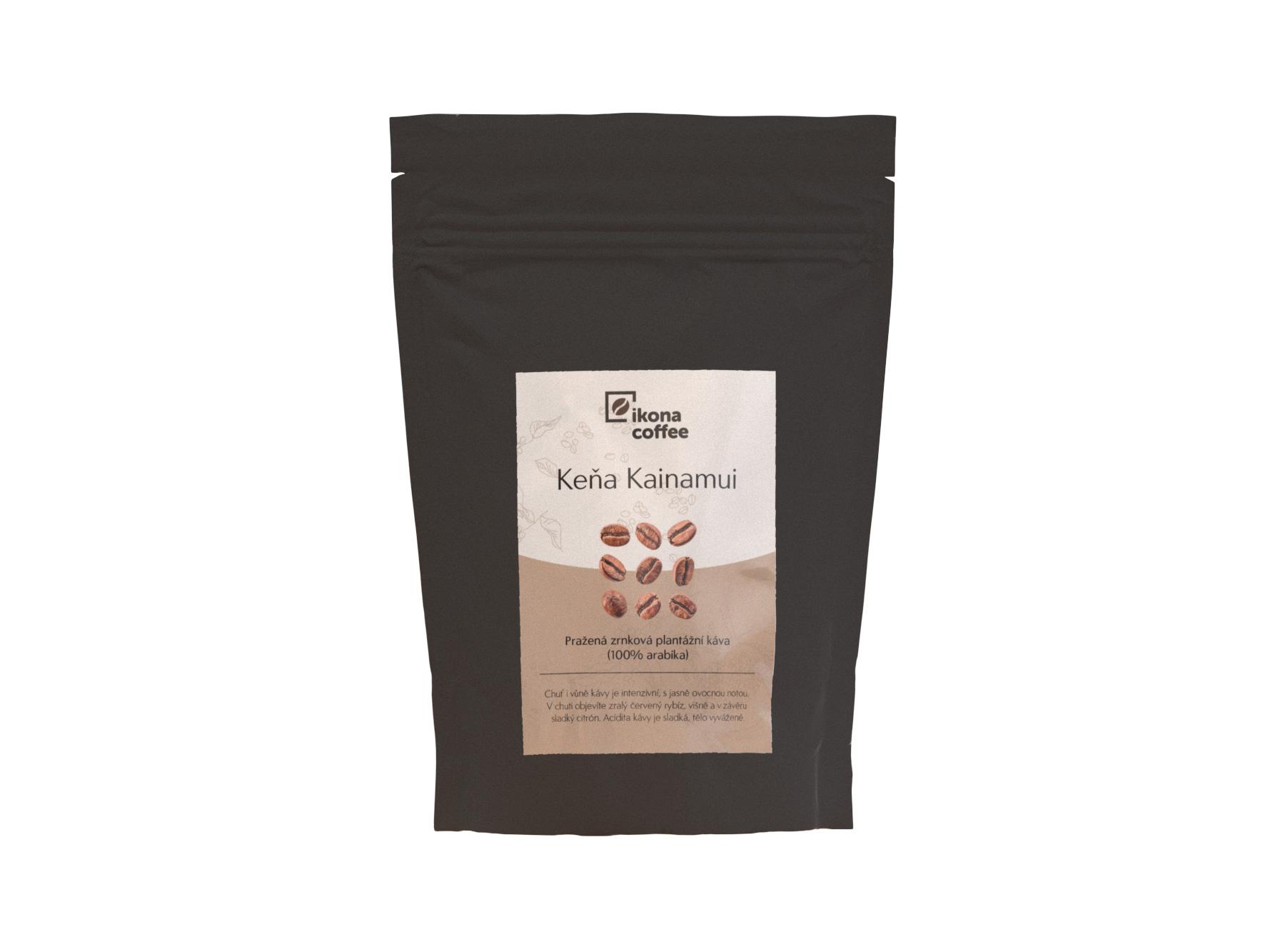 IKONA COFFEE Kenya Kainamui 150 g