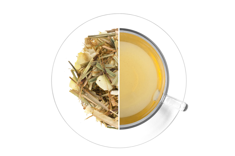 Ájurvédský čaj Kokos - kurkuma 1 kg