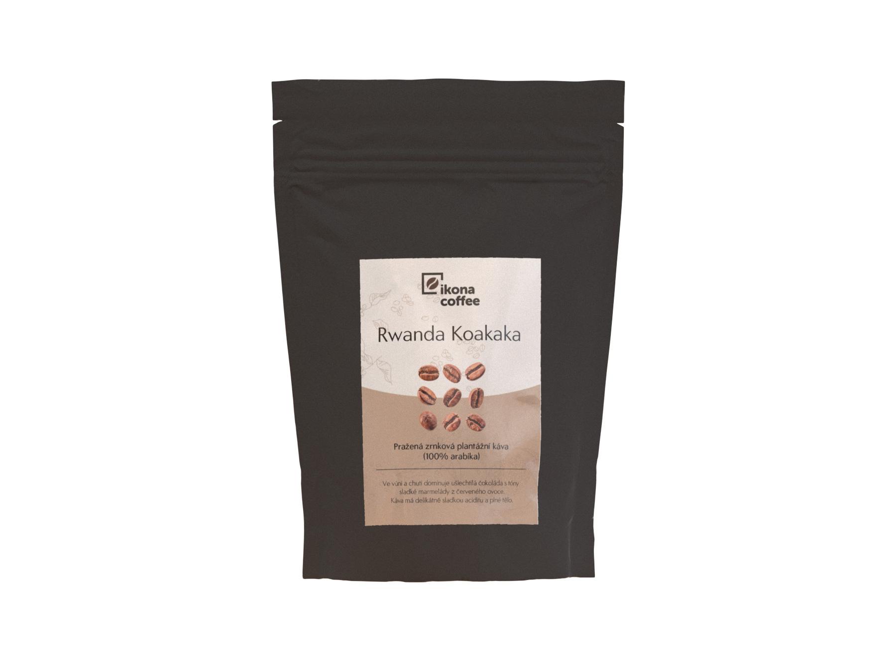 IKONA COFFEE Rwanda Koakaka 150 g