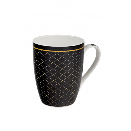 Mystic black 0.34 l - porcelain mug