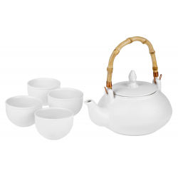 Tamari - porcelain tea set
