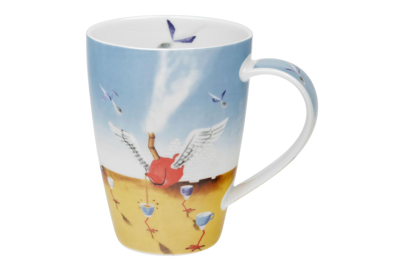 Figueres 0.6 l - porcelain mug
