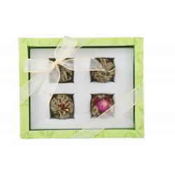 Adikia zelená - set kvetoucích čajů