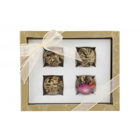 Adikia zlatá - set kvetoucích čajů