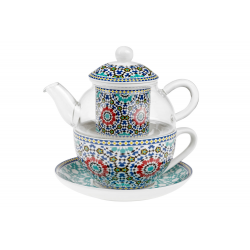 Morocco - tea set for one
