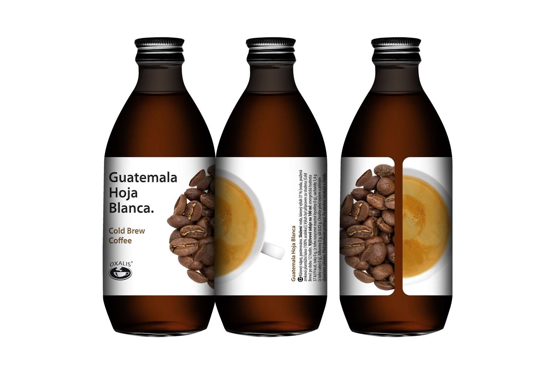 Guatemala Hoja Blanca - Cold Brew Coffee 250 ml