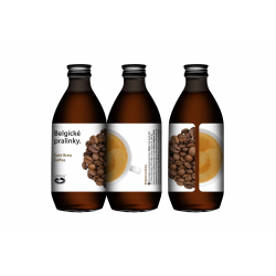 Belgické pralinky - Cold Brew Coffee 250 ml
