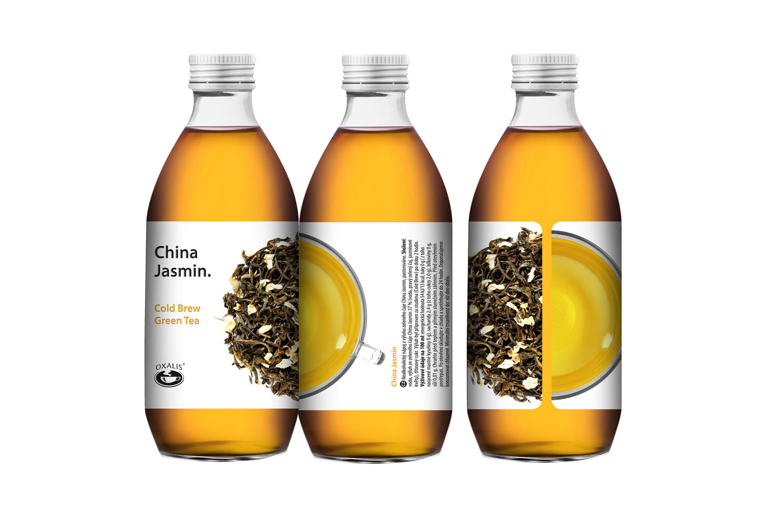 China Jasmin - Cold Brew Green Tea 330 ml