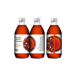 Rooibos Lákavé pokušení - Cold Brew Blend of Herbs and Fruit 330 ml