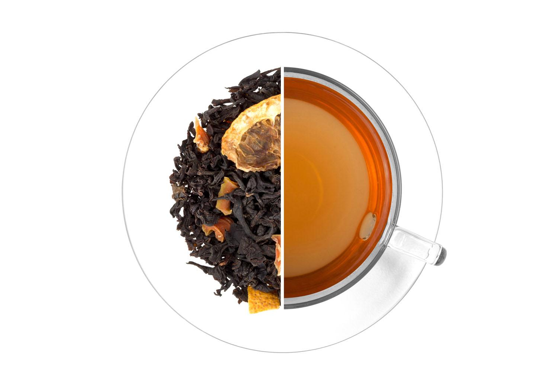 Earl Orange - černý,aromatizovaný 1 kg