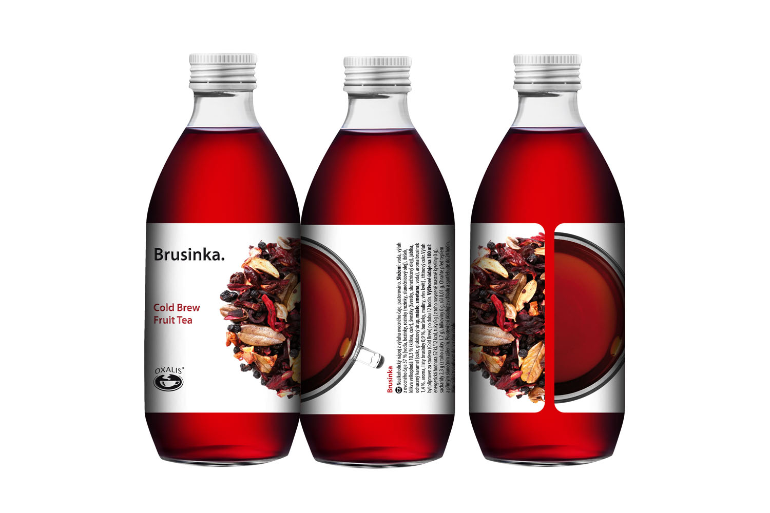 Cranberry - Cold Brew Fruit Infusion 330 ml