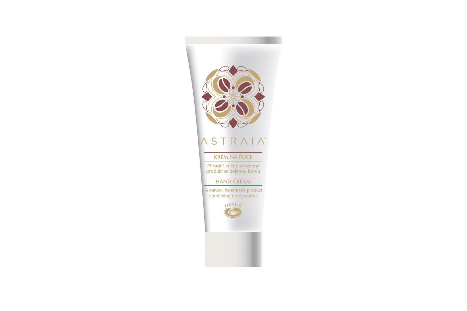 ASTRAIA HAND CREAM green coffee 30 ml