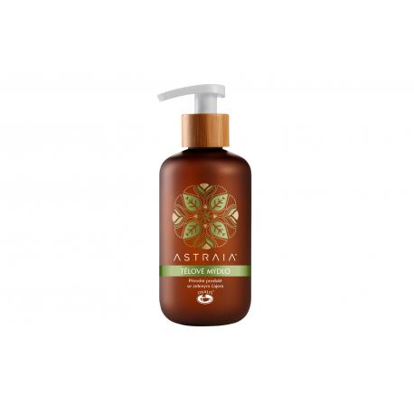 ASTRAIA - Tělové mýdlo zelený čaj 250 ml