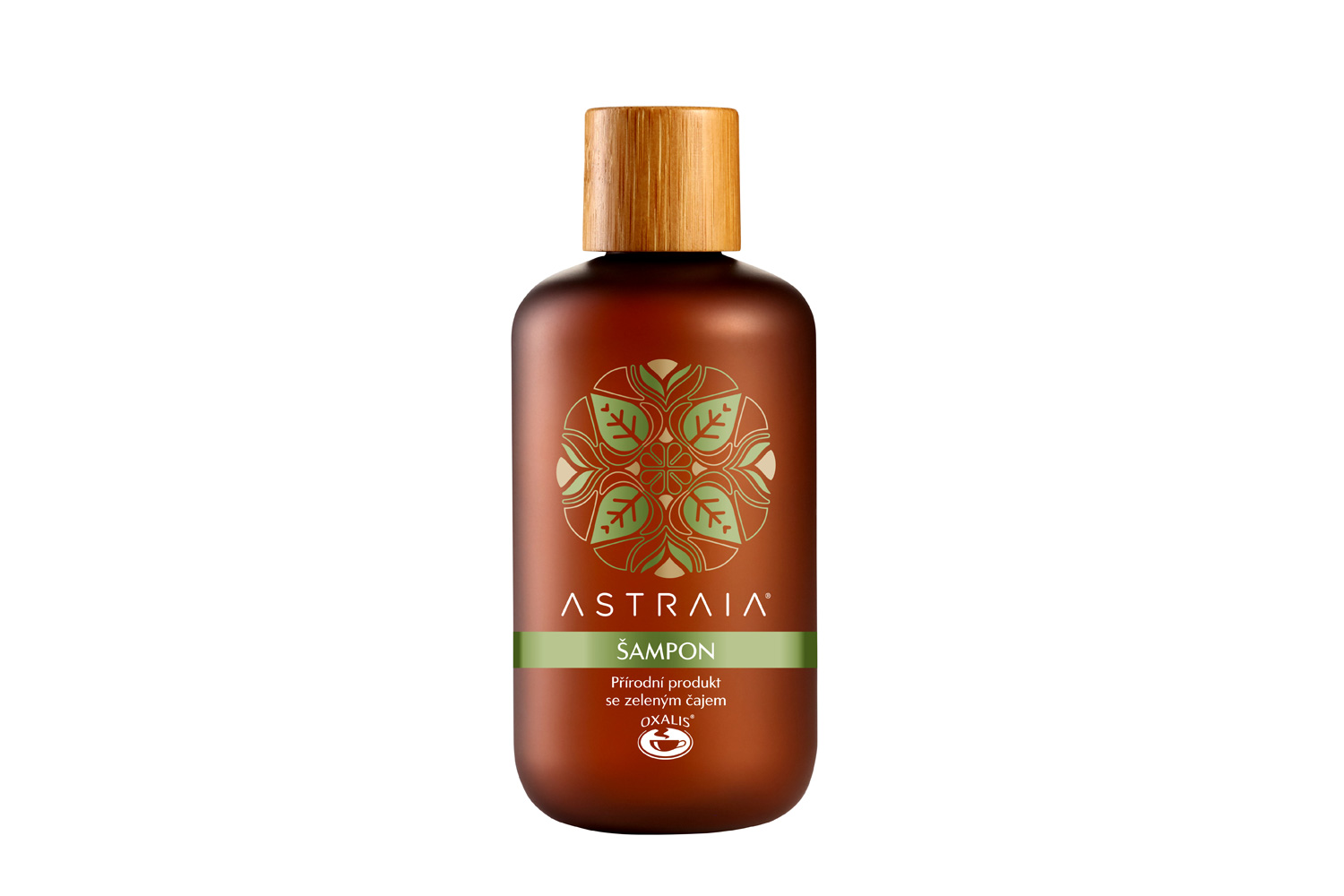 ASTRAIA HAIR SHAMPOO green tea 250 ml