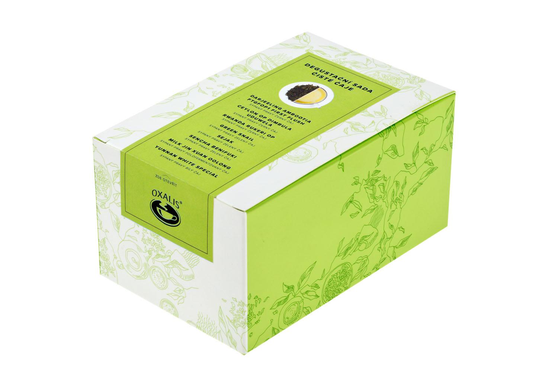 Degustační sada - Čisté čaje