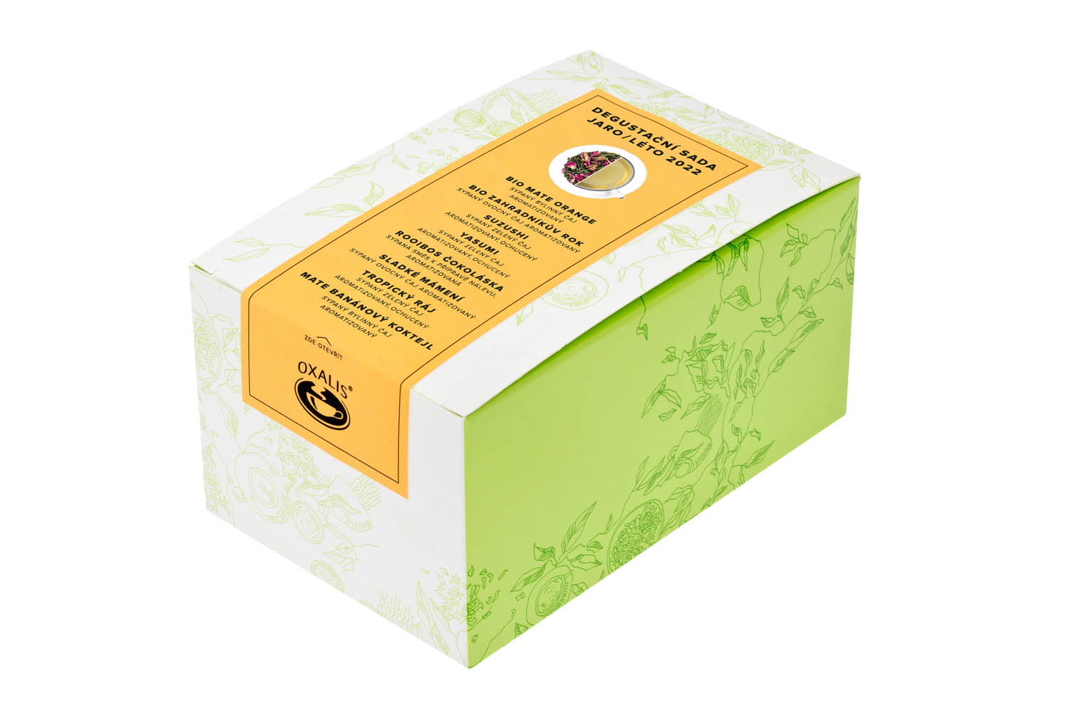 Tea Tasting Pack - spring & summer 2020 new items