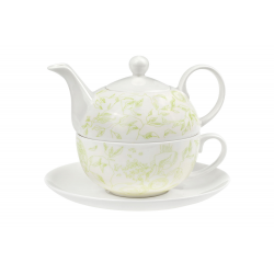 Julia – fine bone china tea for one