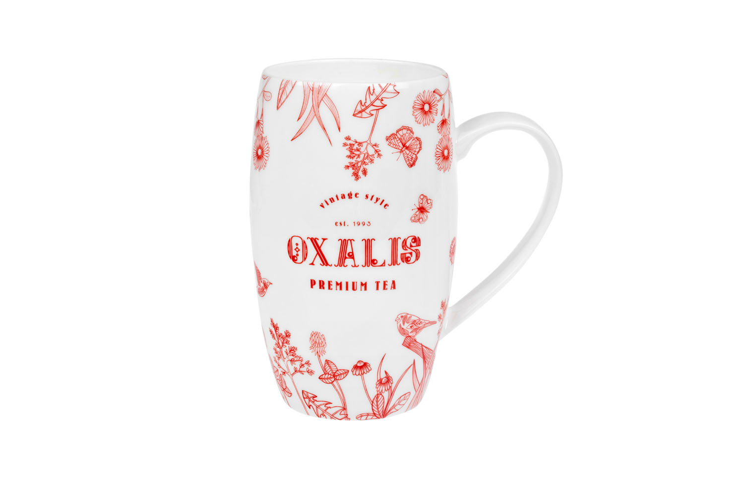 Daisy 0.65 l - bone china mug