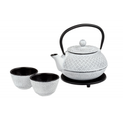 Jin Jang - cast iron set