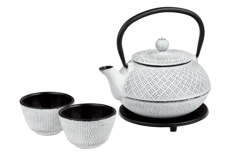 Jin Jang - cast iron set