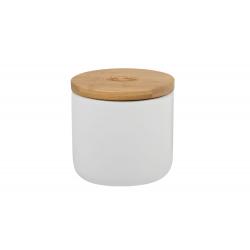 Storage jar Day S - white