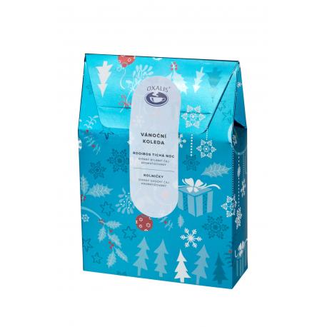 Weihnachtslied - Geschenktasche