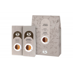 Kávové potešenie - darčeková taštička