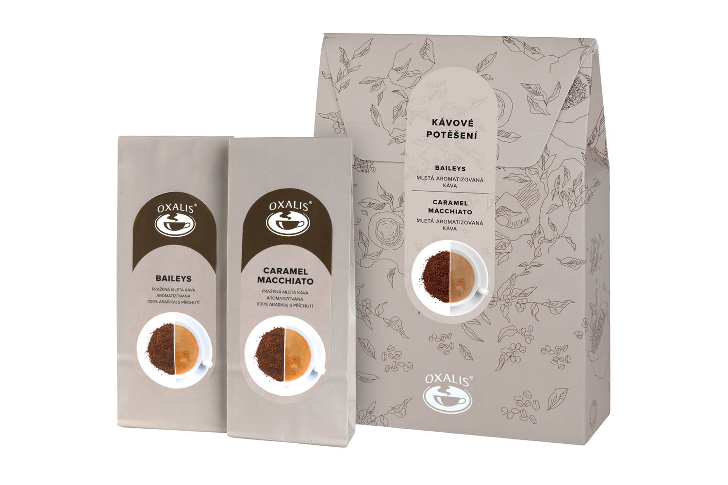 Coffee Delight - gift pack