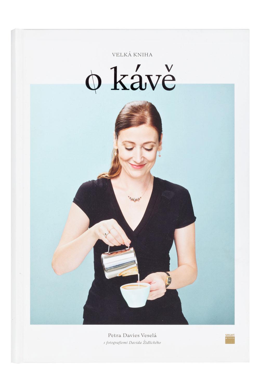 Petra Davies Veselá - Velká kniha o kávě