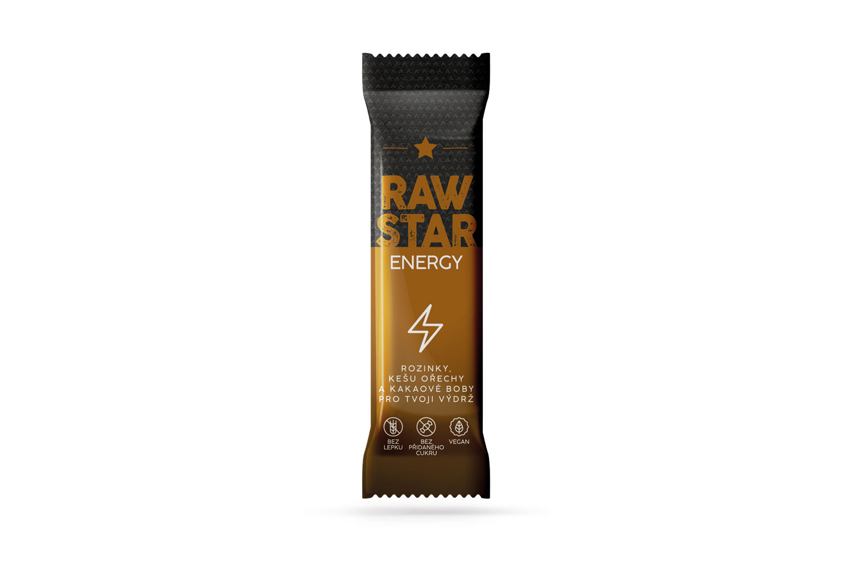 Raw Star Energy - s kakaovými boby