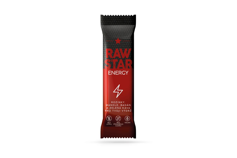 Raw Star Energy - se zelenou kávou