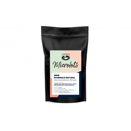 Indie Riverdale Natural - mikrolot 150 g