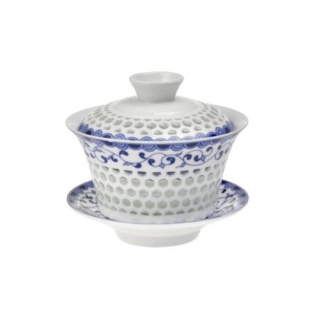 Bailan - porcelánový gaiwan set