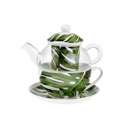 Monstera - tea for one