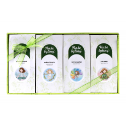 First Aid by Nature - gift pack