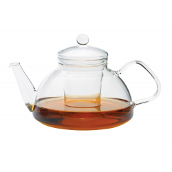 THEO TRENDGLAS - heat resistant glass teapot 1.2 l