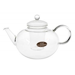 MIKO TRENDGLAS - heat resistant glass teapot 2 l