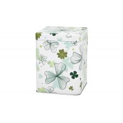 Four-leaf clover tea caddy 100 g
