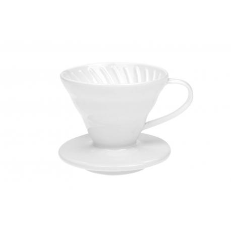 Coffee Dripper 01 - kávový držiak porcelánový