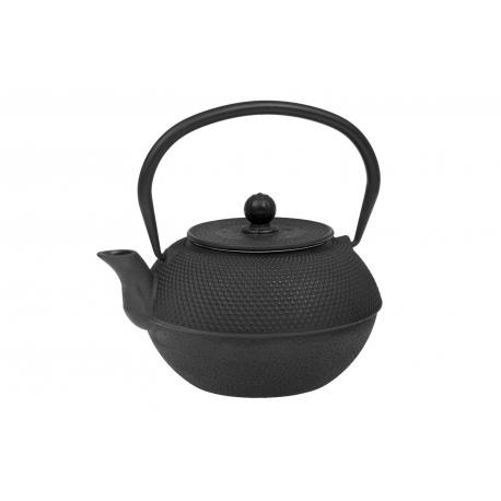 Meitan - black cast iron teapot 1.2 l
