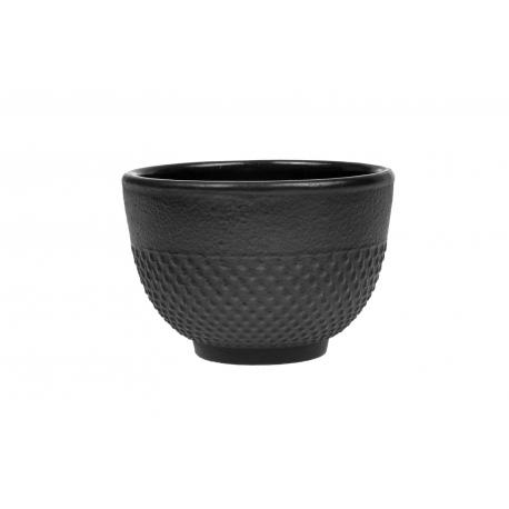 Mogui - black cast iron cup 0.15 l