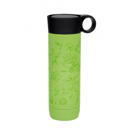 Verde thermos flask with stainless steel strainer 0.45 l