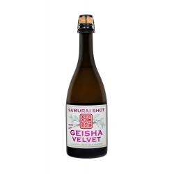 Geisha Velvet - Green Tea & Lavender 750 ml